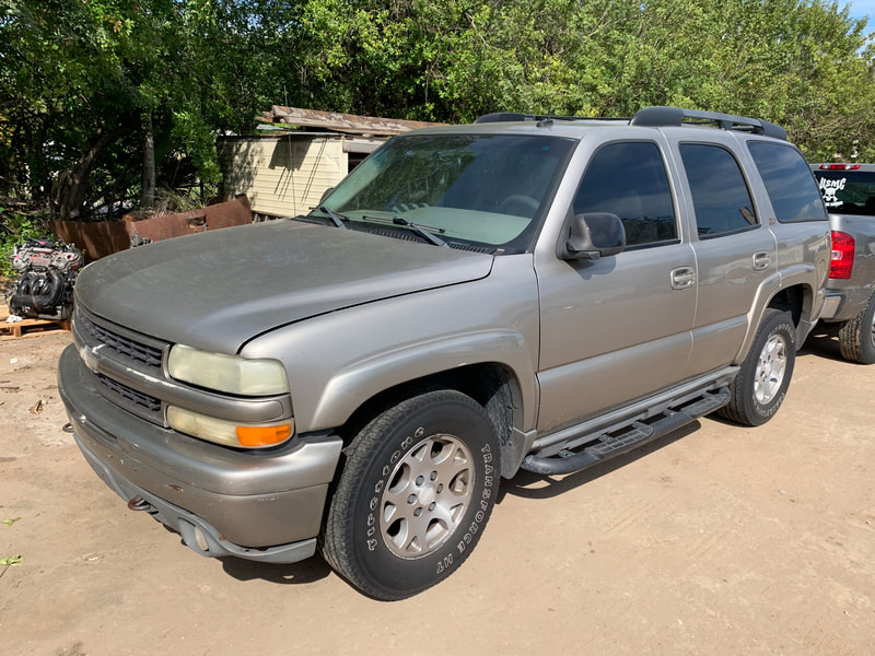 2002 Chevrolet Tahoe 5.3 Automatic
