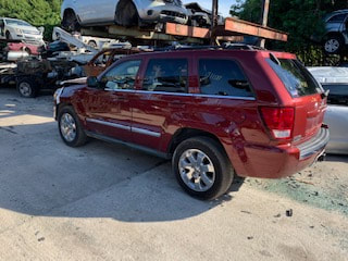 2008 Grand Cherokee Limited 4.7 2WD Flex Fuel