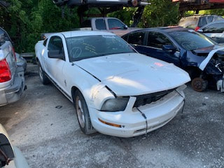 Ford Mustang 4.0 V6 Manual transmission
